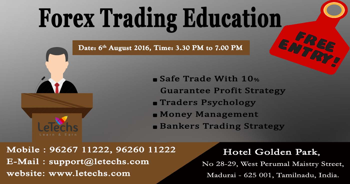 Forex brokers in tamilnadu